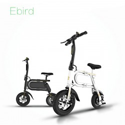 electric mini folding bike