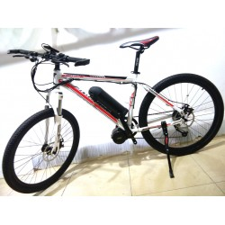 Bafang mid drive motor 48v 750w 10A Lithium Battery Electric BIZOBIKE Mountain E Bike SHIMAN0 9 Speed Electric Bicycle