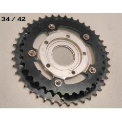 EU US NO TAX NEW VERSION 52v TSDZ2 - VLDC 5 w/ Throttle, E-brakes