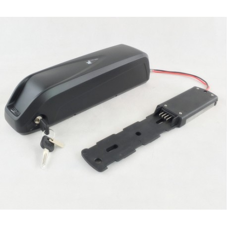 US EU Free Duty Powerful 750W Lithium battery 48V 9AH Electric Bike shark battery with 25A BMS + 54.6V 2A charger