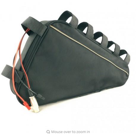 US EU Free Tax Powerful 52V 14S Electric Bike Triangle Battery Pack 51.8V 20Ah lithium battery for Bafang 1000W Ebike motor kit