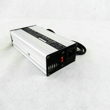 54.6v 4a Charger For 48v Electric Bicycle Lithium Ion Battery Aluminium Case