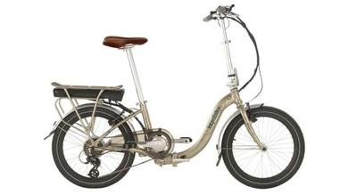 BIZOBIKE SPORT 20inch City Electric Folding Bike With 8Ah Lithium Battery 48V 250W Hub Motor
