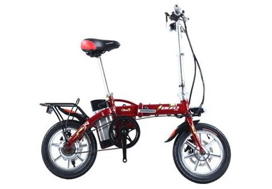 BIZOBIKE SPORT Free Shipping 48v 8AH Electric Folding City Bike Road Bicycle With 250w BAFANG Hub Mo