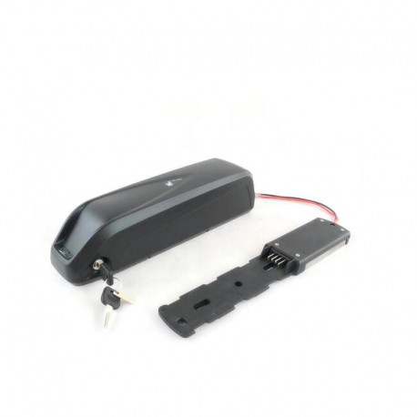 Sanyo cells 51.8V Electric Bike 14S4P down tube battery 750W 1000W 52V 14Ah high power lithium ion battery with 30A powerful BMS
