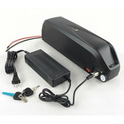 US EU No Tax 2016 New Hailong 48V 750W Electric Bike battery 48V 11AH frame lithium battery with USB + 25A BMS 54.6V 2A charger