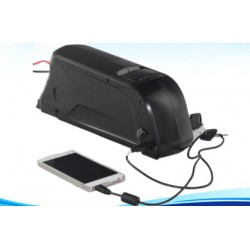 New water bottle ebike battery 36v 15Ah with charger