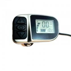 VLCD-6 Small Kph Only Display for 6 pin Tongsheng TSDZ2 Torque Mid Drive - FREE SHIPPING