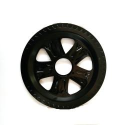 BAFANG 8FUN BBS01 BBS02 Chain Wheel and Crank Black 44T 46T 48T 52T Chainwheel Teeth